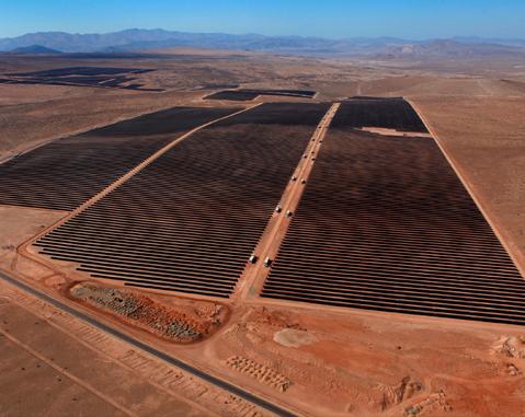 ACCIONA reconocida, por tercer año consecutivo, como la compañía eléctrica más verde del mundo