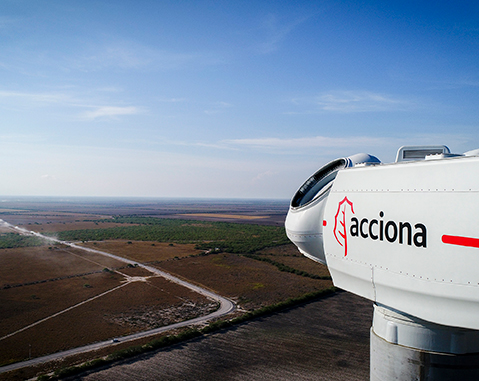 ACCIONA is awarded 52 MW of capacity in the third energy auction in Mexico