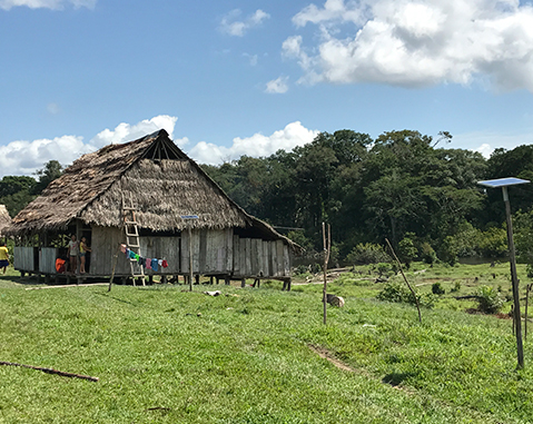 ACCIONA Microenergy brings electricity to communities in the Amazon
