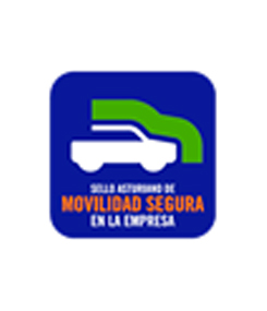 Asturian Stamp of Safe Mobility in the Company