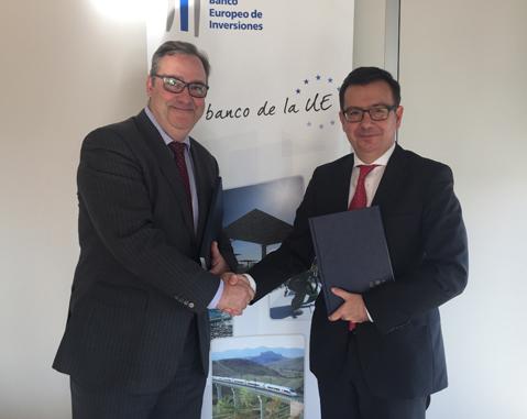 El BEI concede a ACCIONA 100 millones de euros de financiación para impulsar su estrategia de innovación y digitalización