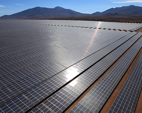 ACCIONA'S El Romero Solar photovoltaic plant will contribute 316 million dollars to the GDP of Chile
