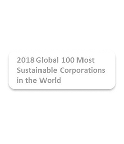 2018 Global 100 Most Sustainable Corporations