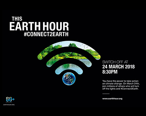 "ACCIONA joins ""Earth Hour"""