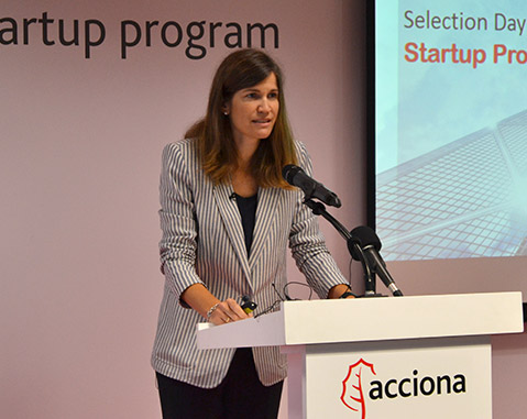 ACCIONA launches the second round of i'mnovation, its accelerator for infrastructure and renewable energy startups