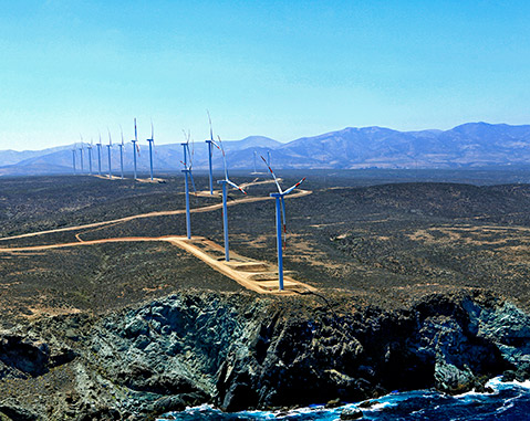 ACCIONA will build four renewables plants in Chile with an investment of 500 million euros