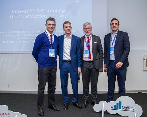ACCIONA and Autodesk Join Startup Europe Partnership and Launch first European Platform for Digital Construction and Infrastructure