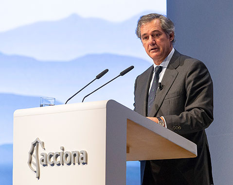 Jose Manuel Entrecanales calls financial markets back decarbonizing economies