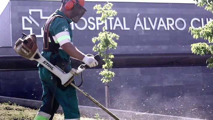 ACCIONA Service - decades of experience in the hospital sector