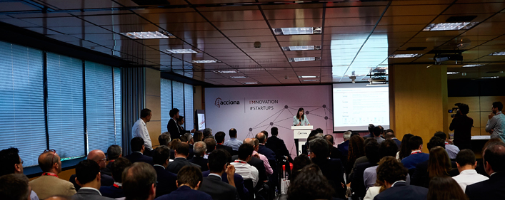 ACCIONA picks eight startups for its corporate accelerator