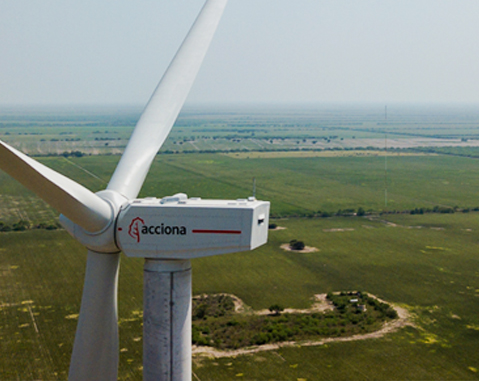 ACCIONA net profit up to €186 million (+132.1%)