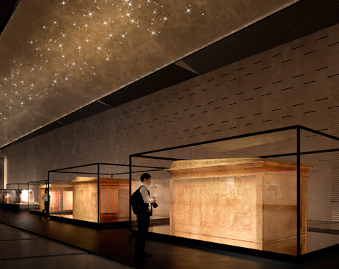ACCIONA Producciones y Diseño to provide the museology for the Grand Egyptian Museum