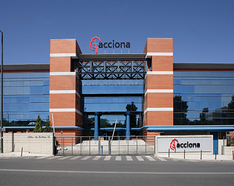 ACCIONA sells its stake in Testa  for €379 million
