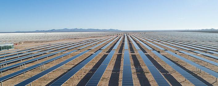 ACCIONA inicia la construcción de su segunda planta fotovoltaica en Atacama