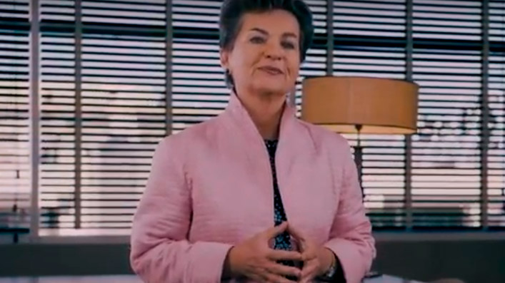 Christiana Figueres joins Homeward Bound