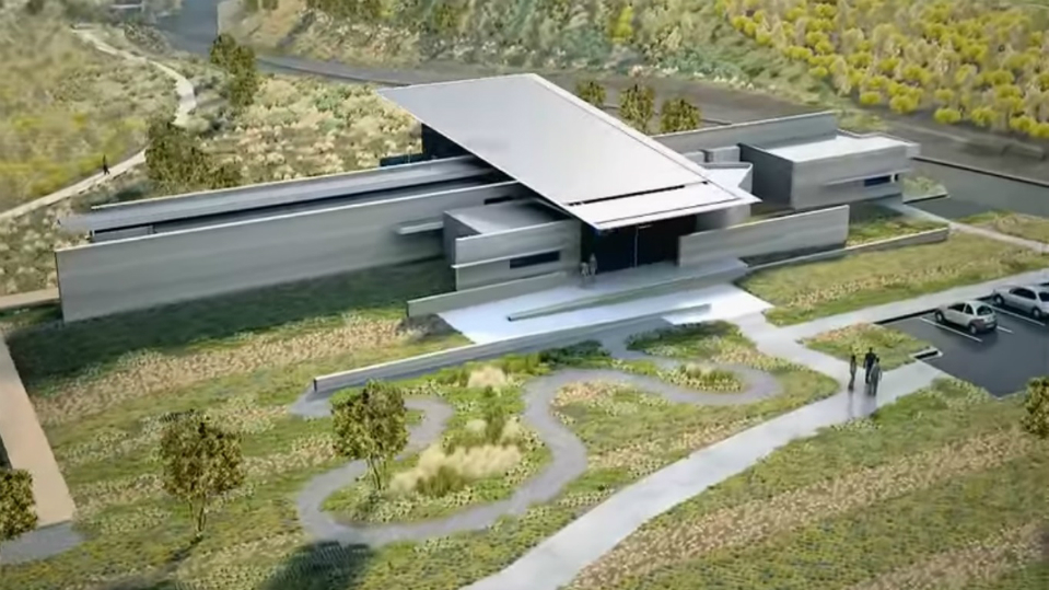 Adelaide Desalination Plant   ACCIONA