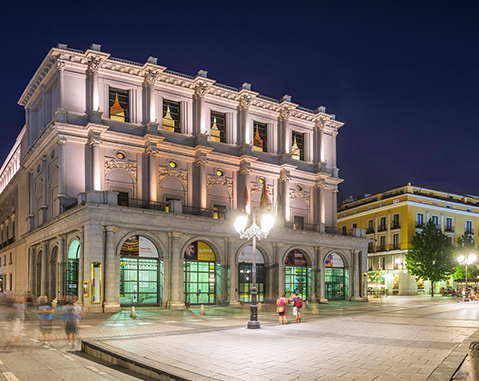 ACCIONA is awarded the supply of renewable energy to the Teatro Real (Madrid) for five years