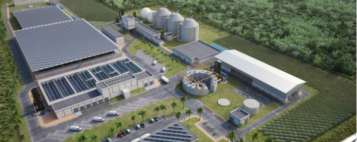 ACCIONA enters Vietnam with a 200 million euro wastewater plant contract