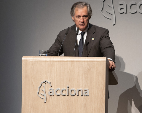 "José Manuel Entrecanales: ""Our business model is stable, predictable and focused on growth"""