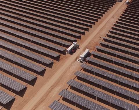 ACCIONA starts construction work on its third photovoltaic plant in Chile