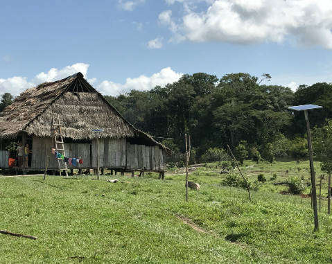 acciona.org takes electricity to 1,400 families in the peruvian Amazon