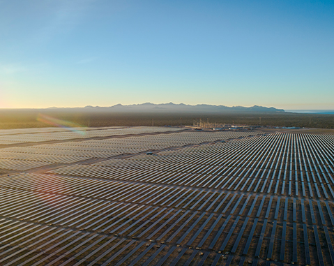 ACCIONA acquires 3,000 MW in photovoltaic projects being developed in the USA