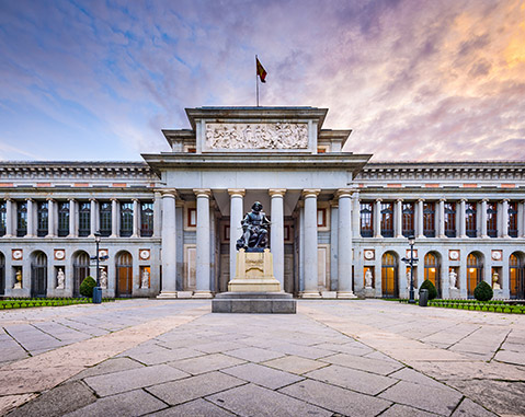 ACCIONA to turn façade of Madrid's Prado Museum into 3D canvas, in bicentenary celebrations finale