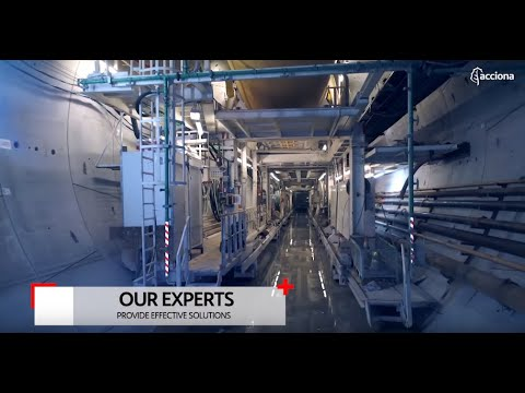 Concrete curing in extreme temperatures | ACCIONA