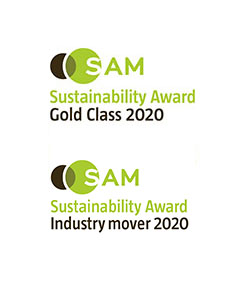 Sustainability Yearbook 2020 Gold Class 2020