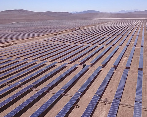 K+S awards ACCIONA the supply of 100% renewable electricity to its chilean facilities