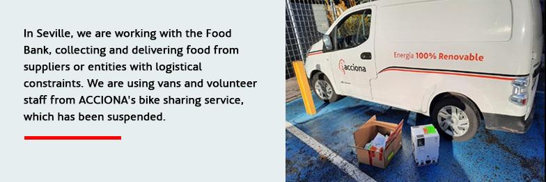 Seville Food Bank