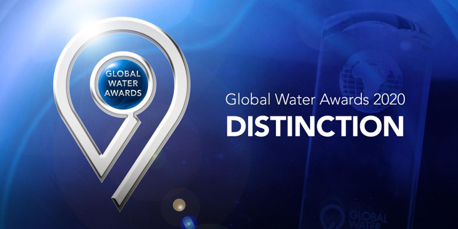 Premios Global Water Awards 2020