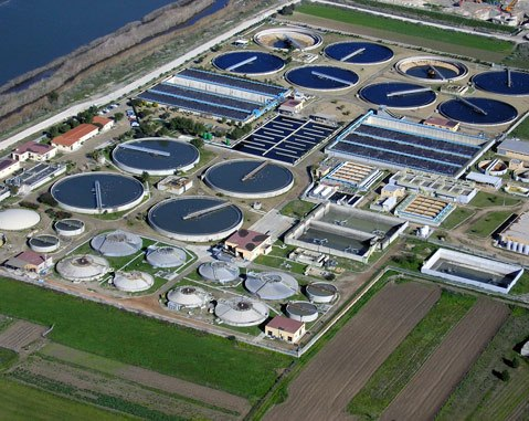 Arenas Water Treatment Plant