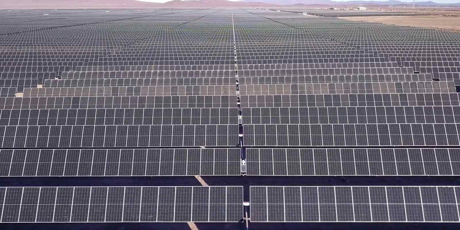 Complejo Fotovoltaico Malgarida Acciona