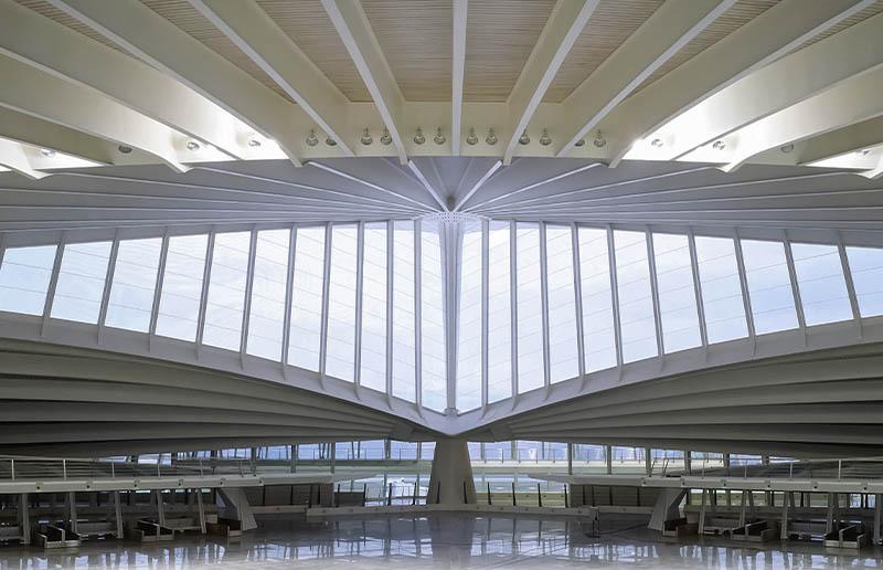 Bilbao airport Sondika acciona