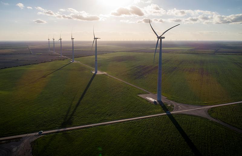 El Cortijo Wind Farm - ACCIONA