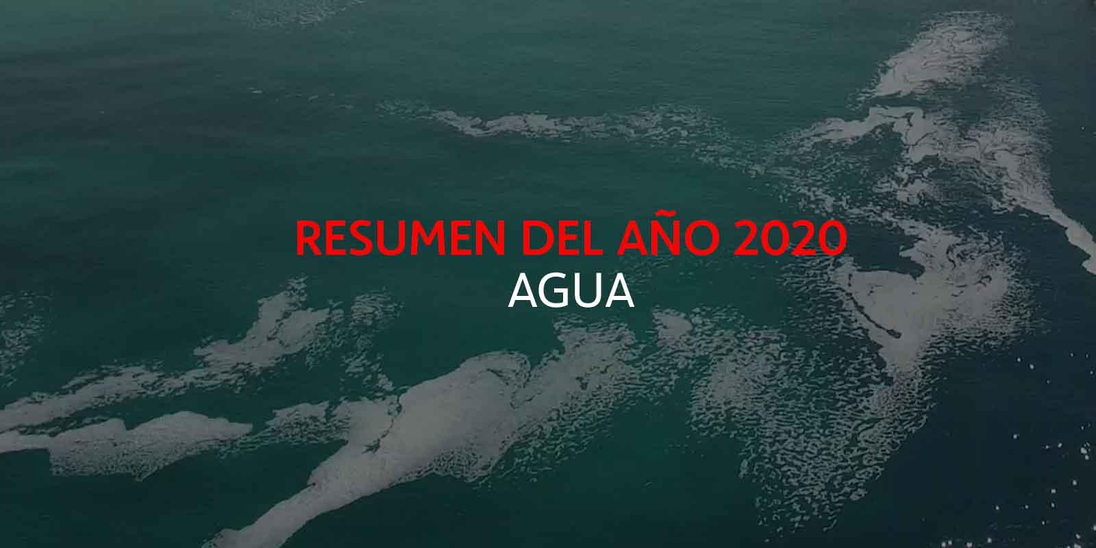 Water Summary 2020