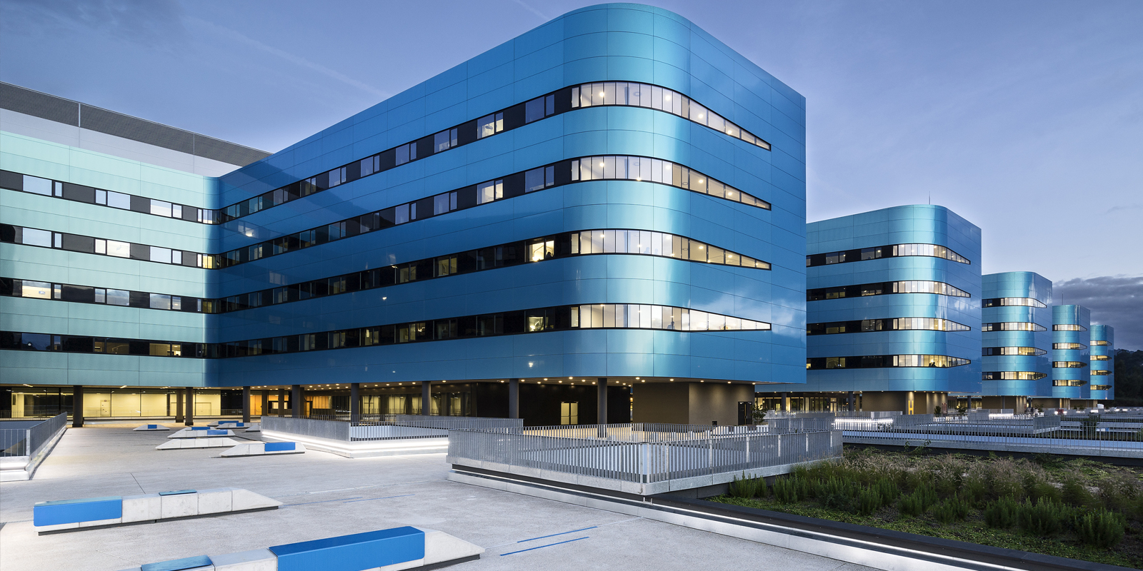 Hospital Álvaro Cunqueiro - ACCIONA